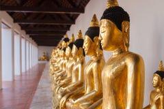 Statua Buddha fotografia stock libera da diritti