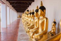 Statua Buddha fotografie stock libere da diritti