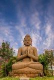 Statua Buddha Zdjęcia Stock