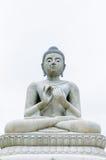 Statua Buddha przy pokojem w Asia obrazy royalty free