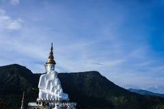 Statua buddista Fotografie Stock Libere da Diritti