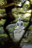 Statua buddista fotografia stock libera da diritti