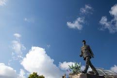 Statua Charles De Gaulle Fotografia Stock