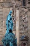 Statua Charles V w Praga, Obraz Royalty Free