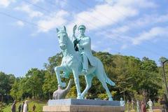 Statua Chiang kai shek obraz stock