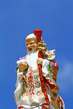 Statua cinese fotografie stock