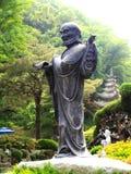 Statua cinese Immagine Stock