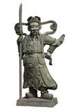 Statua cinese Fotografia Stock