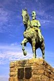 Statua a Colonia Immagine Stock Libera da Diritti
