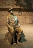 Statua commemorativa di FDR - Washington D C - Verticale Fotografia Stock