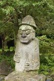 Statua coreana di fertilità Immagine Stock