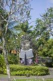 Statua del Bali Fotografia Stock Libera da Diritti