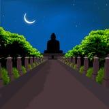 Statua del Buddha Fotografia Stock Libera da Diritti