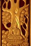 Statua del Buddha. Immagine Stock Libera da Diritti