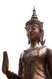Statua del Buddha Fotografie Stock