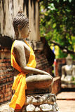 Statua del Buddha Immagini Stock Libere da Diritti