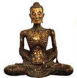 Statua del Buddha di tortura Fotografie Stock Libere da Diritti