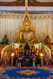 Statua del Buddha di Wat Nong Wang Khonkaen Tailandia 2 Fotografia Stock
