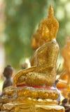 Statua del Buddha in Tailandia fotografia stock libera da diritti