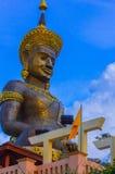 Statua del Buddha, Tailandia Fotografia Stock