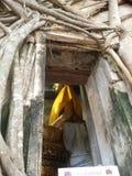 Statua del Buddha in Tailandia Fotografie Stock Libere da Diritti