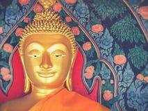 Statua del Buddha in Tailandia Fotografie Stock