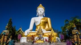 Statua del Buddha in Tailandia Immagine Stock Libera da Diritti