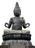 Statua del Buddha a Tokyo fotografia stock libera da diritti