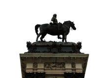 Statua del cavallo Fotografie Stock Libere da Diritti