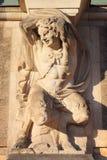 Statua del centauro Fotografia Stock