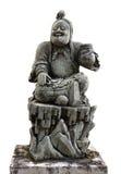 Statua del cinese Immagine Stock