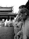 Statua del Confucius fotografia stock