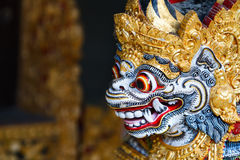 Statua del dio di balinese Fotografie Stock