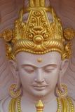 Statua del dio in indù Fotografie Stock