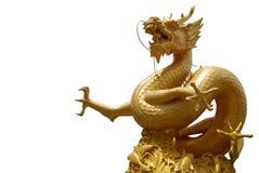 Statua del drago Immagini Stock