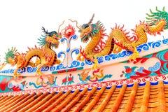 Statua del drago immagini stock libere da diritti