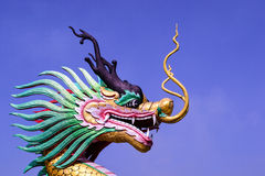 Statua del drago Immagine Stock Libera da Diritti