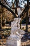 Statua del fauno Fotografia Stock Libera da Diritti
