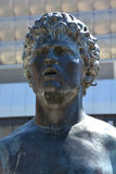 Statua del Fox del ` di Terry del ` di Terrance Stanley Fotografie Stock Libere da Diritti