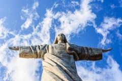 Statua del Gesù Cristo Fotografie Stock