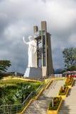Statua del Gesù Cristo fotografia stock libera da diritti