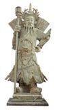 Statua del gigante a Wat Pho a Bangkok Tailandia Fotografia Stock Libera da Diritti