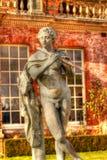 Statua del hdr di Panin Immagine Stock