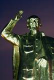 Statua del Ho Chi Minh Fotografia Stock