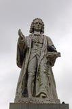 Statua del Isaac Watts, Southampton Fotografie Stock Libere da Diritti