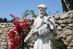 Statua del Jesus Fotografia Stock