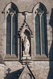 Statua del John del san Fotografia Stock
