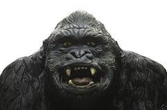 Statua del King Kong Fotografia Stock Libera da Diritti