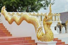 Statua del Naga Fotografie Stock Libere da Diritti