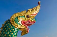 Statua del Naga Immagine Stock Libera da Diritti